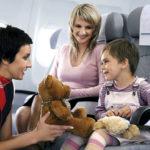 Как подготовить ребенка к первому авиапутешествию